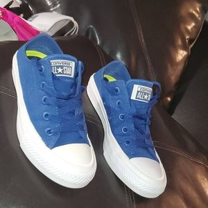 Converse really used once in my house party 🥳